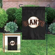 "MLB San Francisco Giants Embroidered Garden Window FLAG NEW 15"" x 10.5"""