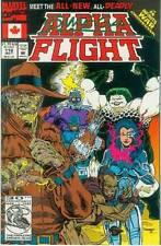 Alpha Flight # 110 (Infinity War crossover) (USA, 1992)