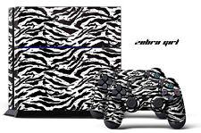 Designer Skin PS4 Playstation Sticker 4 Console + Controller Decals Girl Ze