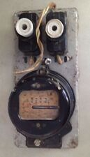Vintage  Electro Mechanical Power Meter Leningrad 1961 Russia USSR