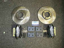 Mk1 Mk2 Escort Rs2000 Capri 2.8i Wilwood Powerlite 4 Pot Brake Set Up NO DISCS
