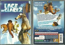 DVD - L' AGE DE GLACE 2 ( DESSIN ANIME )