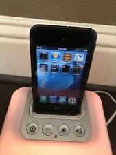 Great condition Apple iPod touch 4th Generation - Black (8 GB) With iHome Dock