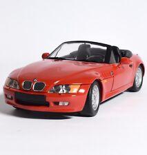 UT Sportwagen Klassiker BMW Z3 Roadster in rot lackiert, OVP, 1:18, K005