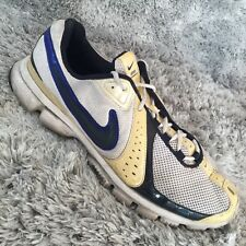 best sneakers f9877 48d71 Men s Nike Zoom Air Explosion RD Shoes Sz 14 Sneakers White Blue Black R