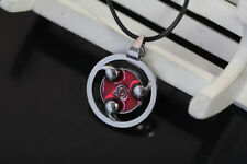 New Naruto Pendant Sasuke Uchiha Itachi Sharingan Inspired Cosplay Necklace