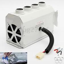 Electric 12V 150W/300W Car Trcuk Travel Heater Thermostat Fan Defroster Demister