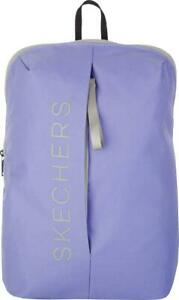 Skechers Original Centre Zip Lilac Backpack (SKAC1) RRP £28