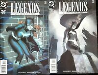 BATGIRL LEGENDS OF THE DC UNIVERSE Issues #10 & #11 VF/NM 2-Part Story DC