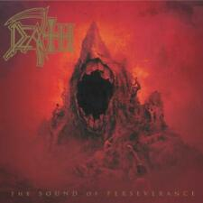 Death The Sound Of Perseverance 2x PINWHEEL SPLATTER VINYL LP Record metal! NEW!