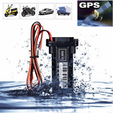 Mini Builtin Battery GSM GPS Tracker Car Motorcycle Vehicle Track Waterproof Kit