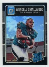 2016 Donruss Optic WENDELL SMALLWOOD Rookie Card RC BLACK REFRACTOR #/25 Eagles