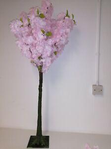Artificial Blossom Tree 150cm Wedding Event PINK