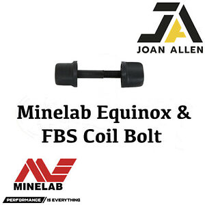 Genuine Minelab Coil Nut & Bolt