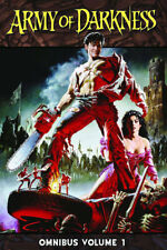 ARMY OF DARKNESS OMNIBUS VOL #1 TPB Dynamite Comics 488 PAGES! NEW TP