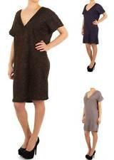 Markenlose Damenkleider mit V-Ausschnitt für Cocktail-Anlässe