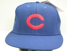 4b19a0c02a084 Chicago Cubs Vintage Fitted Cap Size 7 1 4 American Needle 1938 Made in USA