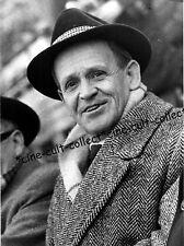 SEPP HERBERGER * FUSSBALL - TV-PRESSEFOTO #B  22,8x16,5cm PHOTO PRESS 1967 TOP