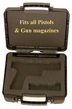 Handgun Case SIG SAUER/magazine SP 2009,SP 2022,220,225,P226,228,226 9mm/0.4-IMI