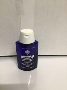 klorane Lotion Demaquillante Apaisante Au Bleuet. 3.3oz. new in Bottle