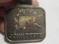 Vintage John Deere Tractor Logo Watch Fob Vintage 2 C60