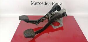 MERCEDES BENZ W124 W201  Clutch Brake Pedals Pedal Manual Gearbox