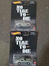Hot Wheels 1963 Aston Martin Db5 007 No Time to Die Pop Culture 2020