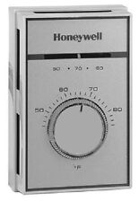 HONEYWELL Light Duty Line Voltage Thermostats, 44-86F  T451A3005