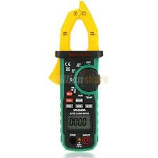 MASTECH MS2109A Clamp Multimeter Meter AC DC Voltage Capacitance Temp Freq DMM