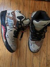 Authentic Supreme x Air Jordan Retro 5 Desert Camo Men's Size 8 No Box