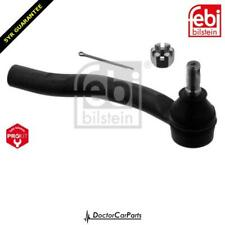 pack of one febi bilstein 34311 Tie Rod End with castle nut and cotter pin
