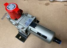 NEW SMC Pneumatic Air Filter Assembly XT17-6-22 FAST SHIPPING