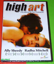 HIGH ART - Lisa Cholodenko - English / español DVD R2 Precintada