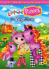 Lalaloopsy: Ponies The Big Show [DVD] DVD, ,