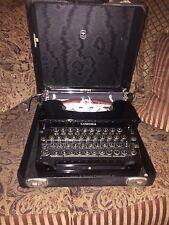Antique Corona Typewriter with Box