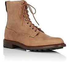 Crockett & Jones Arran Leather Boots Shoes 12/12.5 Made in England