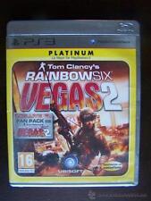 PS3 TOM CLANCY'S RAINBOW SIX VEGAS 2 - PLATINUM - PLAYSTATION 3 - PAL ESPAÑA (3Z