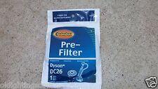 Prefilter Pre filter Fit  Dyson vacuum DC26 DC 26 Multi Floor 919779-01 91977901