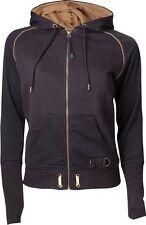 Damen-Kapuzenpullover & -Sweats mit Reißverschluss und Motiv