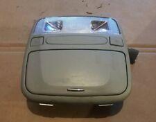 Kia Amanti Overhead Console Map Light Dome Sunglass Holder Grey 04 05 06