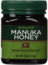 Trader Joe's Manuka Honey 8.8 oz Jar UMF 10+ - NEW - FREE SHIPPING -  02/2023