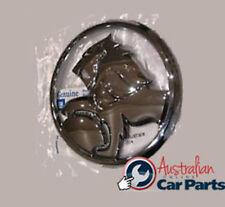 Commodore Tailgate Lion Emblem Badge VT VX VU VY VZ Holden Genuine Chrome NEW