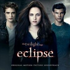 THE TWILIGHT SAGA: ECLIPSE SOUNDTRACK CD  BRAND NEW SEALED