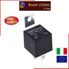 Relè Relay Auto Camper Universale 5 Contatti 12v 30A 40A 5 Pin