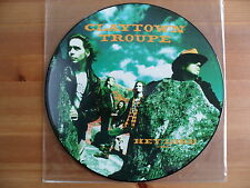"""CLAYTOWN TROUPE - HEY LORD - 12"""" VINYL PICTURE DISC SINGLE"""
