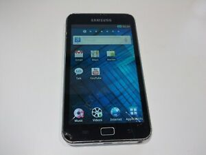 Samsung Galaxy S YP-G70CW 5.0 White (8GB) Digital Media Player - Screen Cracked