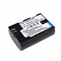 Camera Battery LP-E6 for Canon LPE6N EOS 5D2 5D3  Mark III EOS 80D 70D 7D 60D 6D