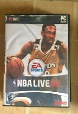PS2 DVD GAMES -used- NBA LIVE 08