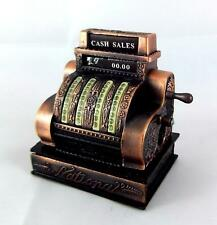 Melody Jane Dolls House Miniature Shop Bar Pub Victorian Cash Register Till