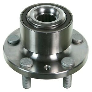 For Land Rover LR2 2008-2014 Front Wheel Bearing and Hub Assembly MOOG 513337